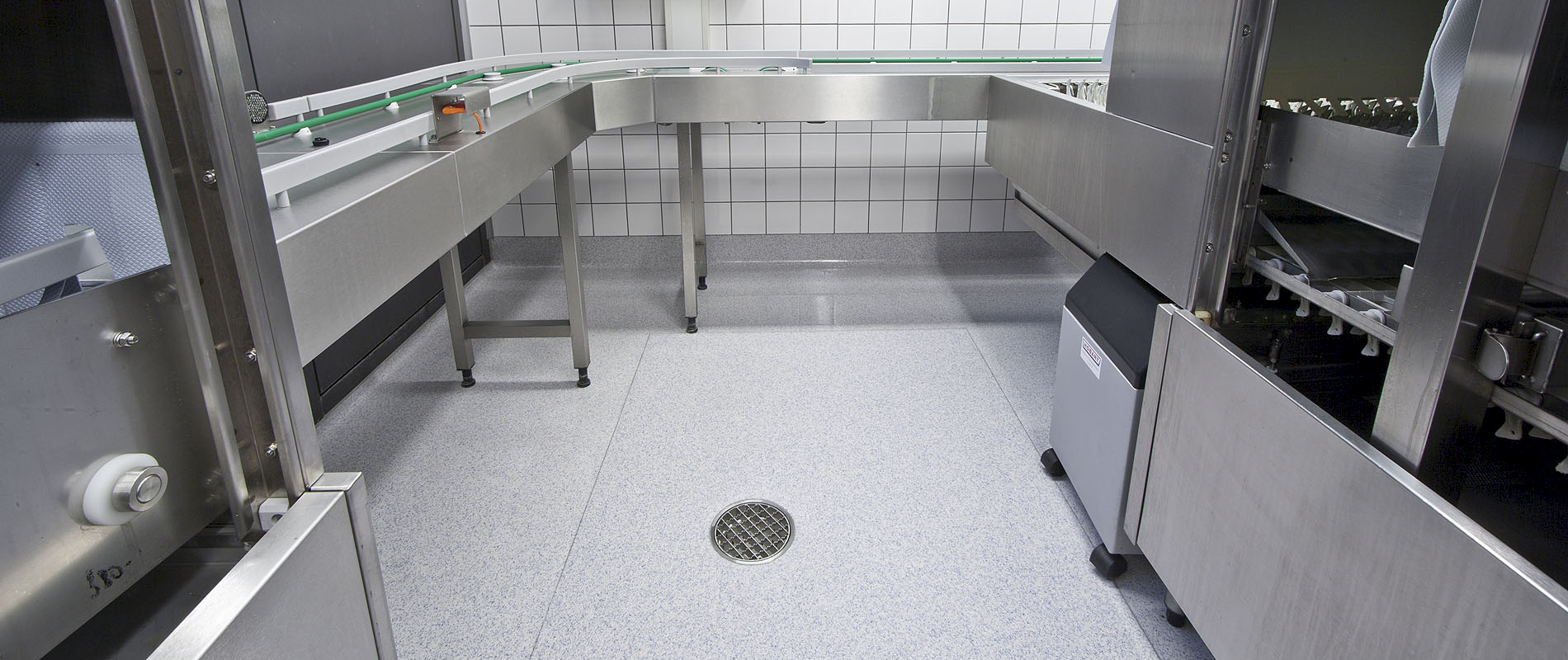 barit kitchen floor for the Sparkasse Ludwigsburg